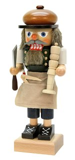 Wood Turner - Small<br> 2014 Ulbricht Nutcracker
