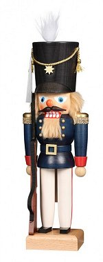 Small Ulbricht Nutcrackers 10 12 Inches Made In Germany