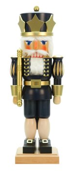 Giant Blue King<br>29 Inch Ulbricht Nutcracker