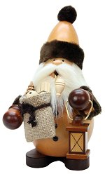 Santa - Large<br>Natural Ulbricht Smoker