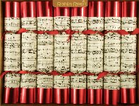 Concerto Party Musical<br>Crackers by Robin Reed