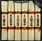 Nutcracker - Robin Reed Christmas Crackers
