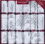Winter Wonderland - Luxury<br>Robin Reed Crackers