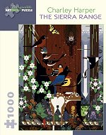 The Sierra Range - 1000pc<br>Harper Jigsaw Puzzle