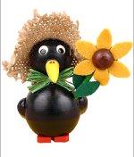Halloween Raven<br> Steinbach Ornament