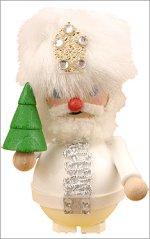 Russian Santa<br> Steinbach Ornament