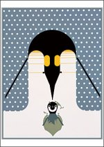 B-r-r-r-r-rthday Penguin<br>Boxed Holiday Cards
