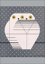 Twowls - Harper<br>Boxed Christmas Cards