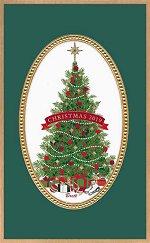 2019 Commemorative Tree<br>Brett Boxed Cards