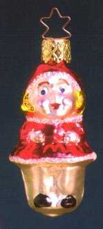 Christmas Cutie<br> Old World Christmas ornament