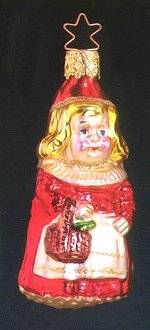 Christmas Goodies<br> Old World Christmas ornament