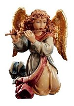 Angel with Flute<br>Dolfi Matteo Nativity