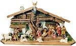14 Piece Raffaello Nativity<br>Collection by Dolfi
