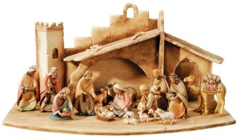 Dolfi Leonardo Nativity<br>20 Pieces Collection