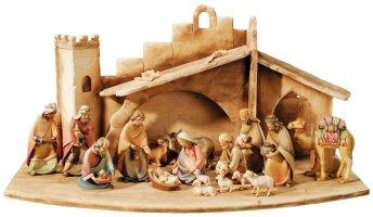 Dolfi Leonardo Nativity<br>20 Pieces Collection