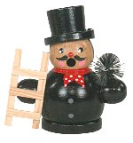 Chimney Sweep<br> Miniature Smoker