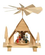 Franz Karl Nativity Pyramid