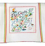 Door County - Wisconsin<br> Tea Towel by catstudio