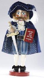 Hamlet Prince of Denmark<br> Steinbach Nutcracker