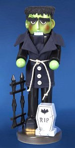 Frankenstein's Monster<br> Steinbach Nutcracker