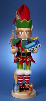 North Pole Elf<br> Steinbach Nutcracker