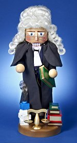 Barrister - Lawyer<br>Steinbach Nutcracker