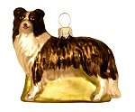 Border Collie - Dog Ornament