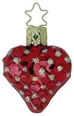 Heart Ornament - Mini Brides