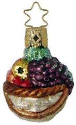 Fruit Basket Ornament - Mini Brides