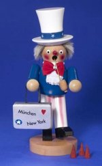 Uncle Sam<br> Steinbach Smoker