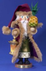 Santa with Pineapple<br> 3rd - Tradition Series