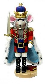 Mouse King - 2016<br>Steinbach Nutcracker