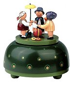 Children's Circle Dance<br> KWO Music Box