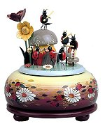 Beetle Musicians<br> KWO Music Box