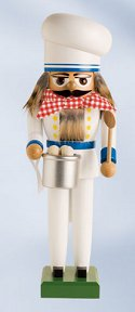 Cook - Chef<br>Small KWO Nutcracker