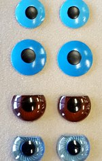 Eyes for KWO Nutcrackers