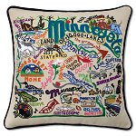 Minnesota State Pillow<br> by catstudio