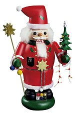 Portly Santa<br>Richard Glässer Nutcracker