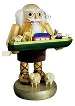Noah & Ark<br>Richard Glässer Nutcracker