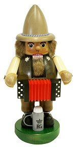 Rocking Musician<br>Richard Glässer Nutcracker