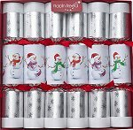 Racing Snowman<br>Robin Reed Party Crackers