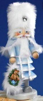 Father Frost - Tree Santa<br> Steinbach Nutcracker