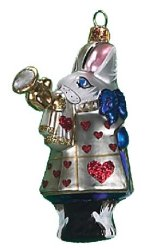 White Rabbit<br> Alice in Wonderland