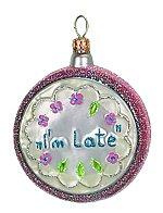 I'm Late!<br> Alice in Wonderland