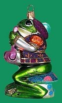 Frog Musican<br> Royal Court Musicians
