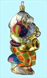 Rabbit Saxophonist<br> Royal Court Musicians