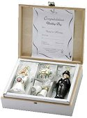 Wedding Day - Life Touch<br>Boxed Gift Set
