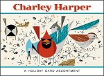 Charley Harper - Songbirds<br>Boxed Holiday Cards