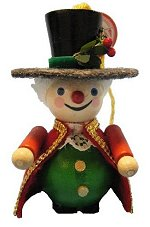 Mr Fezziwig<br>2014 Steinbach Ornament
