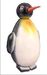 Penguin<br> Steinbach Ornament